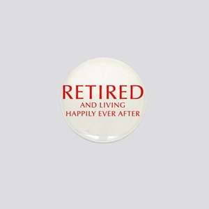 retired-and-living-happily-OPT-RED Mini Button