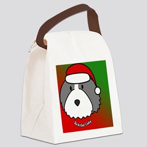 anime_beardie Canvas Lunch Bag