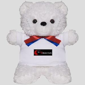 La Vie Monte-Carlo (dark) Teddy Bear