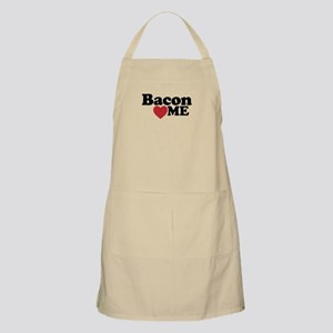 Bacon Loves ME Apron