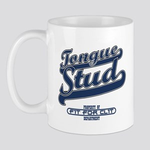Tongue Stud Mug