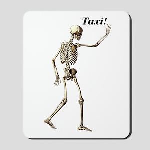 Taxi! Mousepad