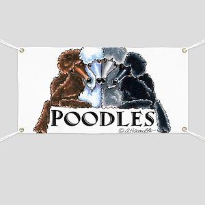 Poodles Banner