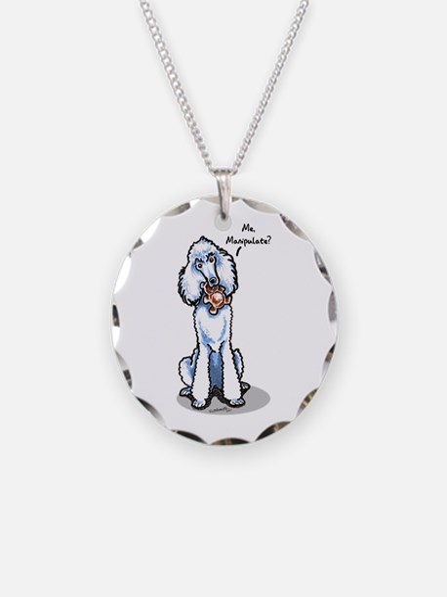 Std Poodle Manipulate Necklace