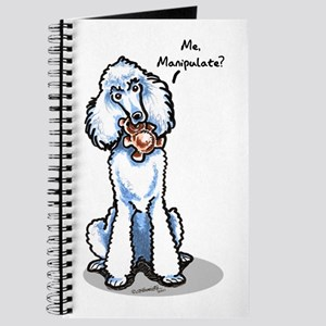 Std Poodle Manipulate Journal
