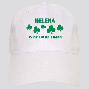 Helena is my lucky charm Cap