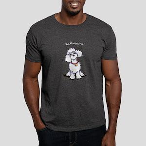 Toy Poodle Manipulate Dark T-Shirt
