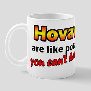 hovawart_potato Mug