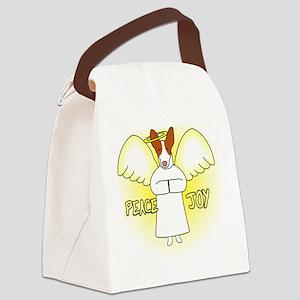 peacejoy_ibizan Canvas Lunch Bag