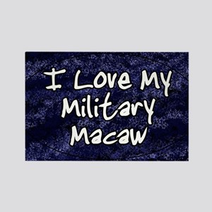 military_funklove_oval Rectangle Magnet