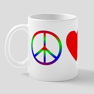 fox_smooth_peacelove Mug