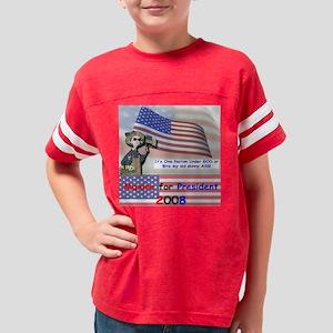 Max 11x11 no border Youth Football Shirt