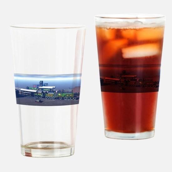 The Flying Scotsman 1 cutaway 1 normal Drinking Gl