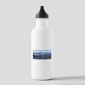 The Flying Scotsman 1 cutaway 1 normal Water Bottl