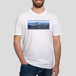The Flying Scotsman 1 cutaway 1 normal T-Shirt