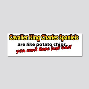 cavalier_potatochips Car Magnet 10 x 3