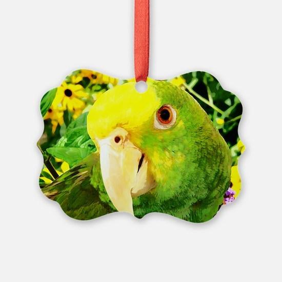 gonzo_garden_card Ornament