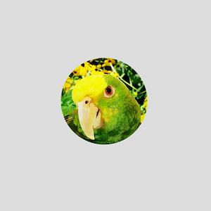 gonzo_garden_poster Mini Button