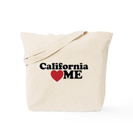 California Loves Me Tote Bag