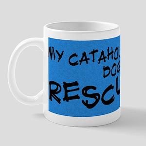 rescuedog_catahoula Mug
