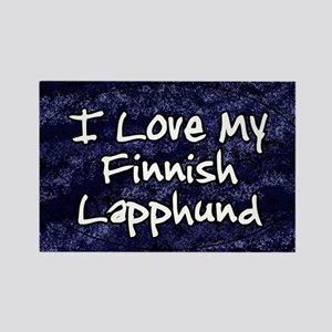 funklove_oval_finnish Rectangle Magnet