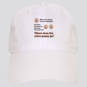 Two Cents Cap