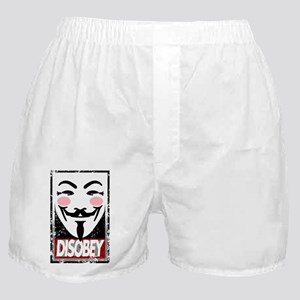 Disobey Boxer Shorts