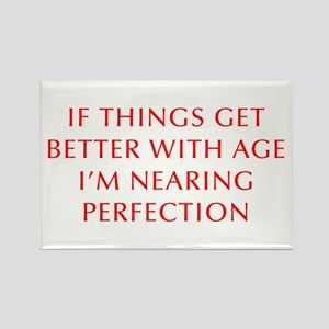 if-things-get-better-OPT-RED Rectangle Magnet