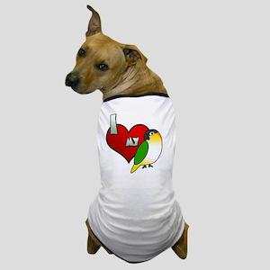 iheartmy_blackhead Dog T-Shirt