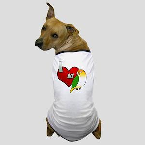 iheartmy_wbcaique Dog T-Shirt