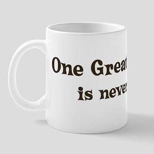 One Great Pyrenees Mug