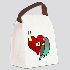 iheartmy_meyers Canvas Lunch Bag