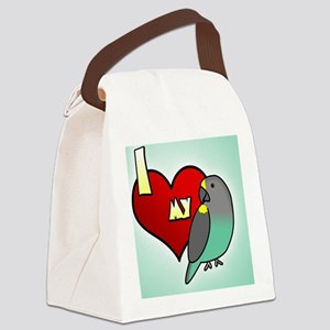 iheartmy_meyers_ornament Canvas Lunch Bag