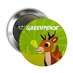 Green Rudolph Button