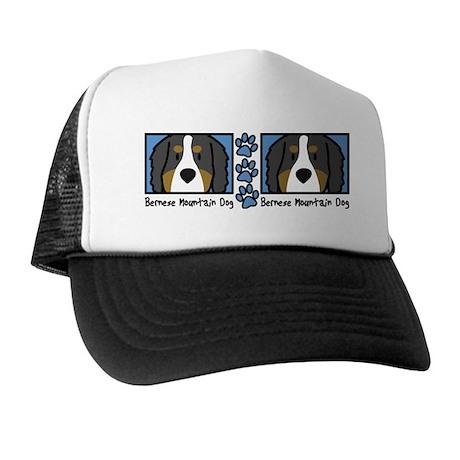 anime_bernese_mug Trucker Hat