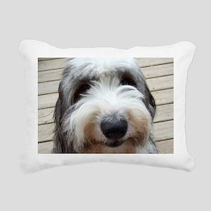 roofus_youmakemesmile Rectangular Canvas Pillow