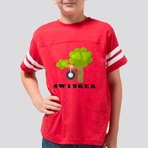 5-4-3-swinger Youth Football Shirt