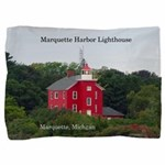 Marquette Harbor Lighthouse Pillow Sham