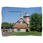 Eagle Bluff Lighthouse Pillow Sham