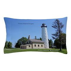 Cana Island Light Pillow Case