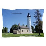 Cana Island Light Pillow Case