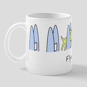 cartoon_flyball Mug