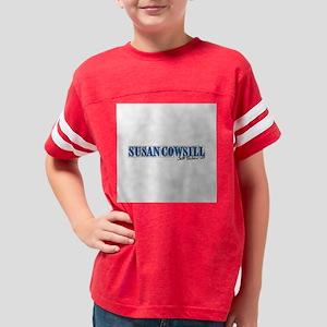 nameplate-5.25sq Youth Football Shirt