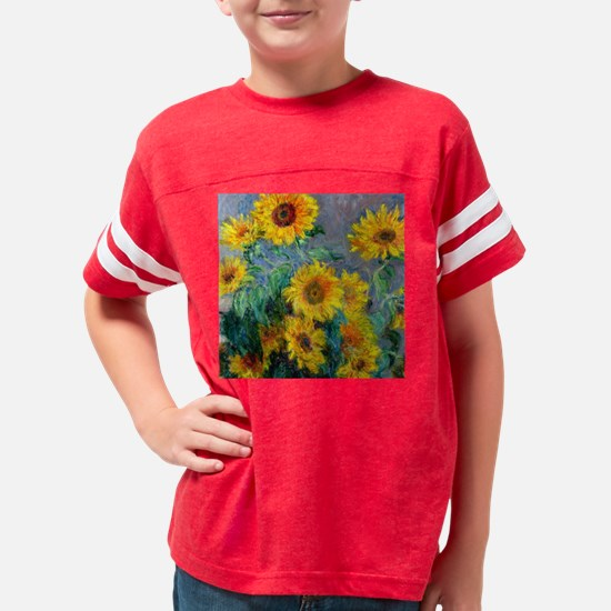 Jewelry Monet Sunf Youth Football Shirt