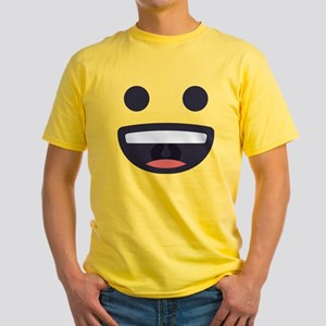 Happy Emoji Face T-Shirt