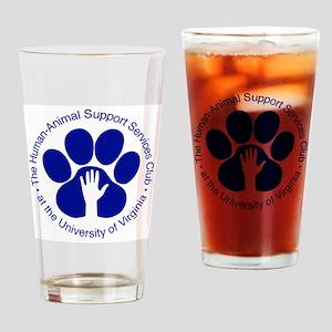 HASS@UVA Drinking Glass