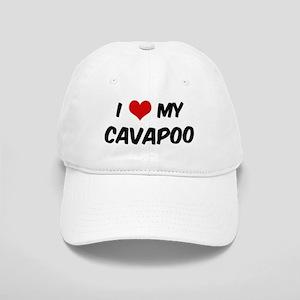 I Love: Cavapoo Cap