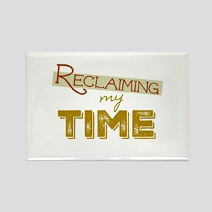 Reclaiming My Time Magnets