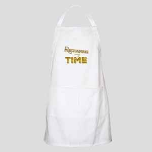 Reclaiming My Time Light Apron