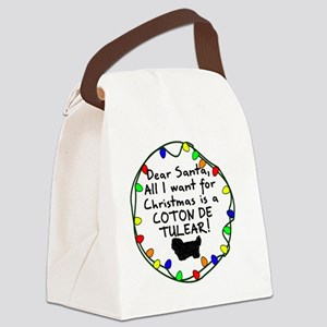 ds_coton Canvas Lunch Bag